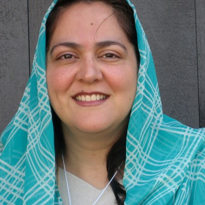 headshot of Huma Mustafa Beg